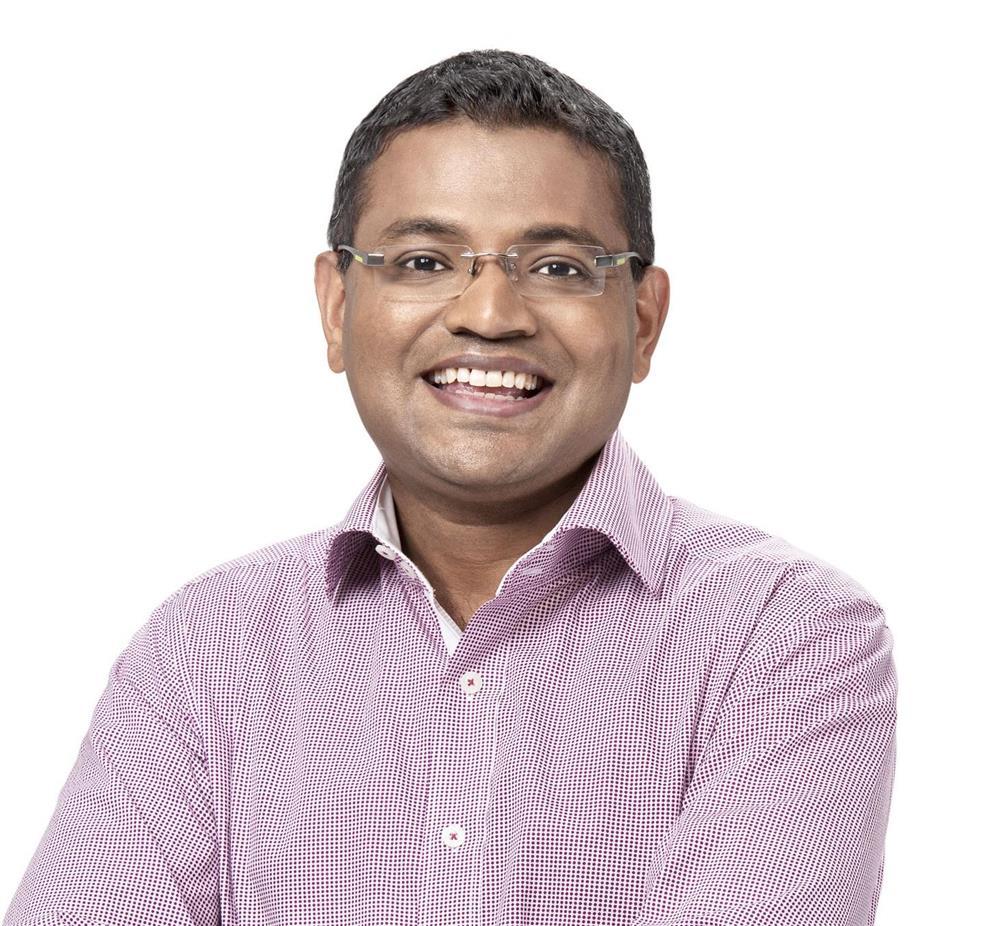 Professor Joseph Selvanayagam